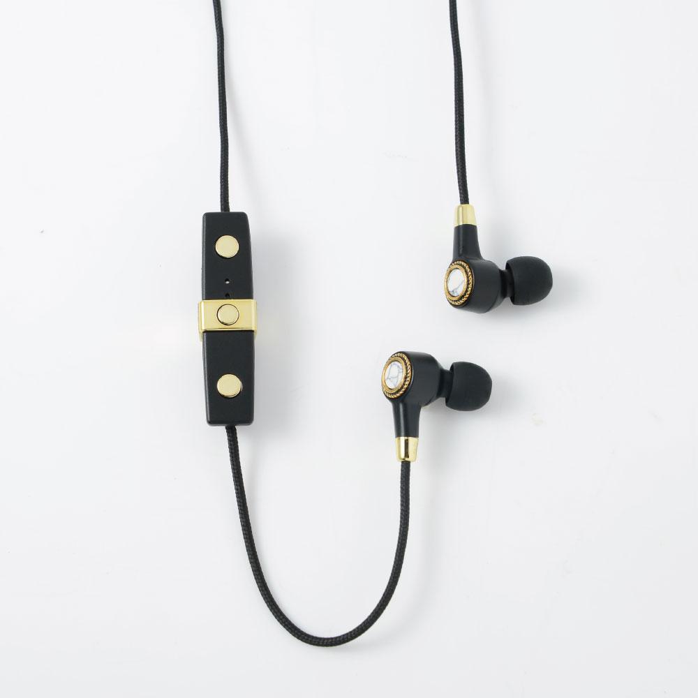 JUSTJAMES│藍芽耳機-素面黑
