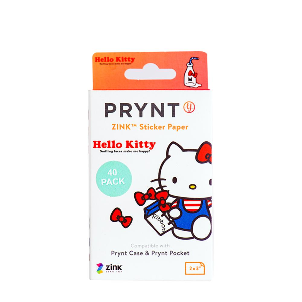 PRYNT|Prynt Pocket -hello kitty底片C款專屬相片貼紙底片40張/盒