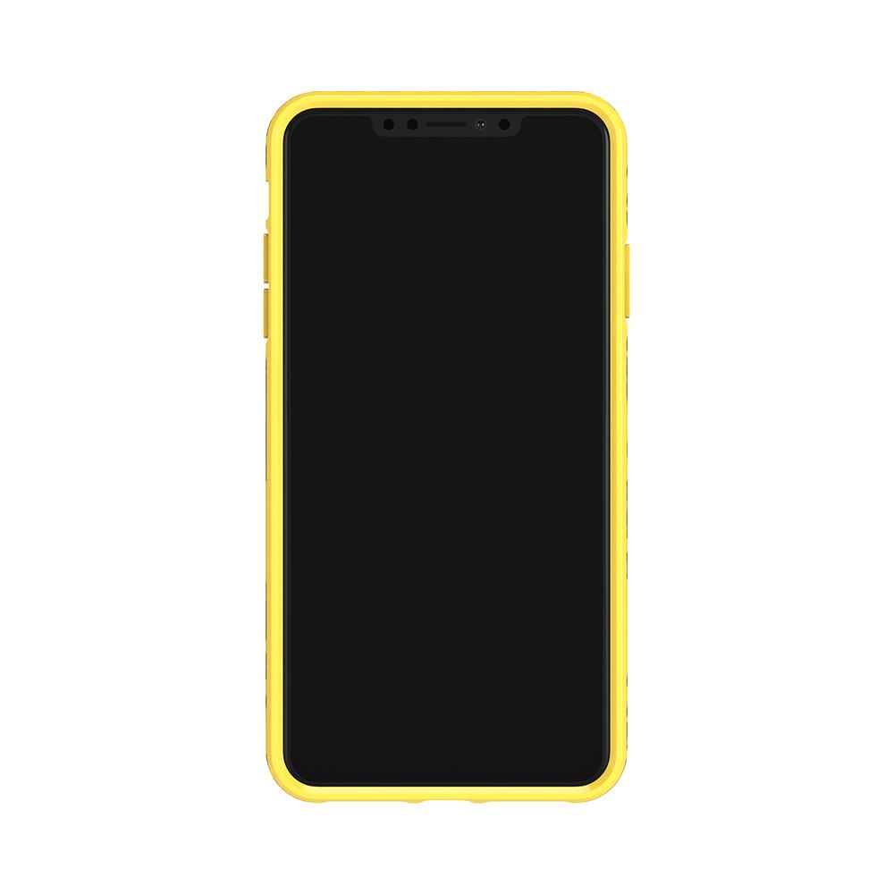 Richmond & Finch│iPhone XR熱帶日落 金線框手機殼