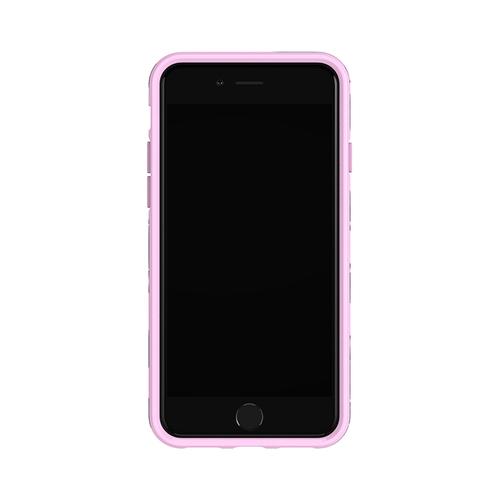 Richmond & Finch│iPhone 6/7/8(4.7吋)粉紅結 金線框手機殼