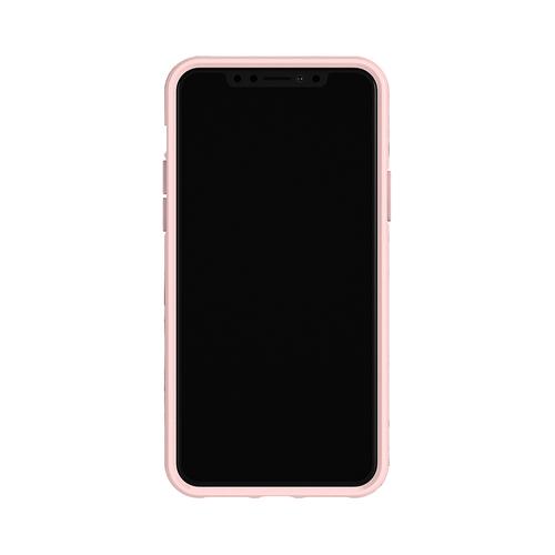 Richmond & Finch│iPhone 11 PRO 粉色大理石紋櫻花 玫瑰金線框手機殼