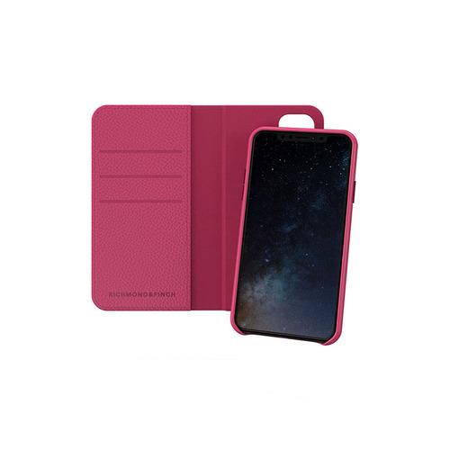 Richmond & Finch│iPhone 11 皮套手機殼-粉色