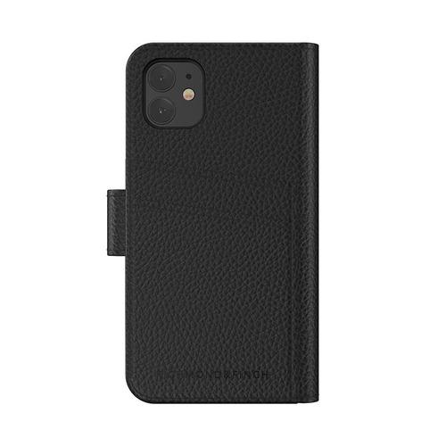 Richmond & Finch│iPhone 11 皮套手機殼-黑色