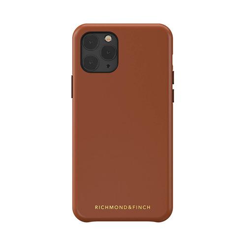 Richmond & Finch│iPhone 11 PRO 皮套手機殼-棕色