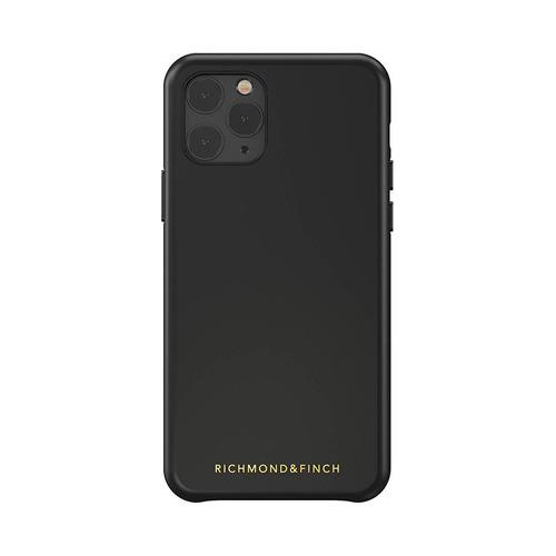 Richmond & Finch│iPhone 11 PRO 皮套手機殼-黑色