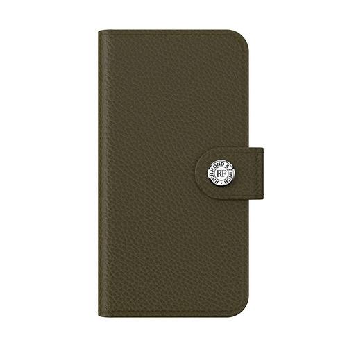 Richmond & Finch│iPhone XS MAX 皮套手機殼-綠色