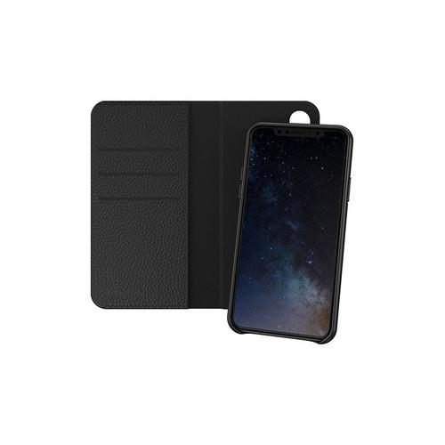 Richmond & Finch│iPhone XS MAX 皮套手機殼-黑色