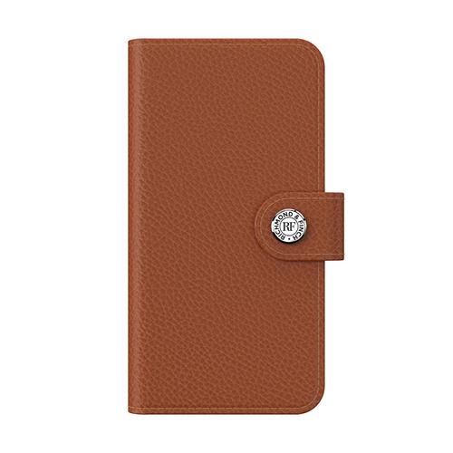 Richmond & Finch│iPhone X/XS 皮套手機殼-棕色