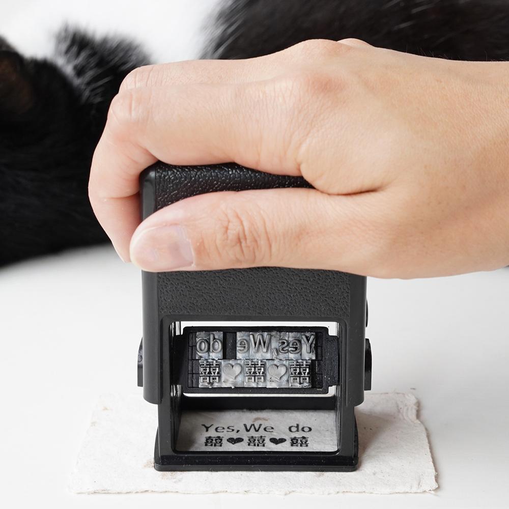 一間印刷行|活字印排版工具組