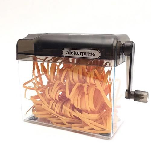 一間印刷行|造紙機+活字印手作工具組