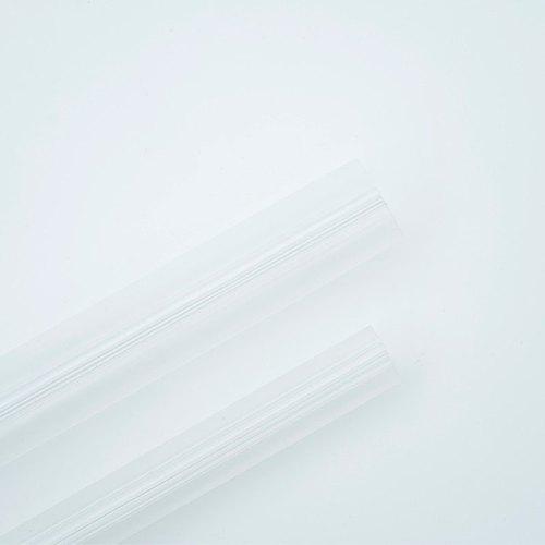 A Plastic Project|吸吸管套組 - 霧透 Transparent