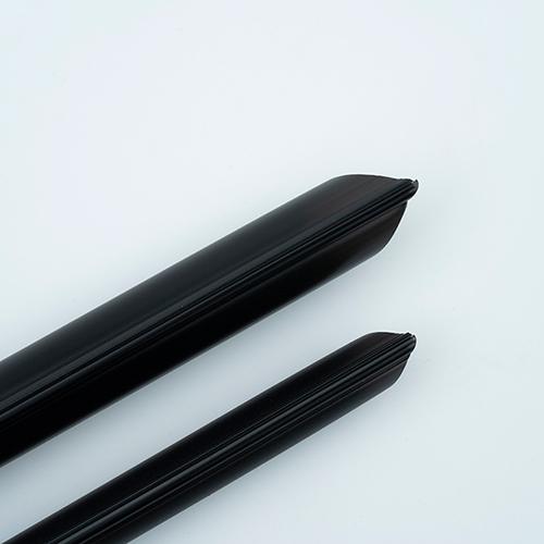 A Plastic Project|吸吸管套組 - 黑 Black