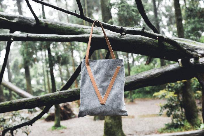 VOOME|V Bag 單肩包_Camouflage系列(棕色)