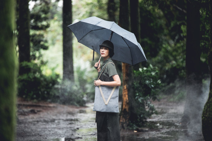 VOOME|V Bag 單肩包_Camouflage系列(米色)
