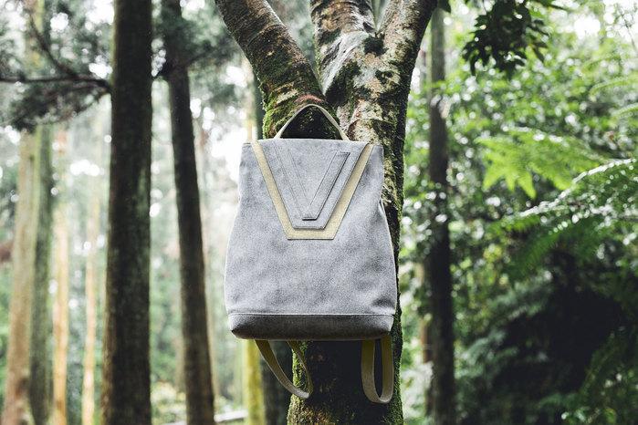 (複製)VOOME|V Backpack 兩用後背包_Camouflage系列(棕色)