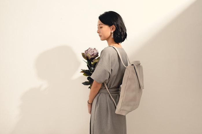(複製)VOOME|V Backpack 兩用後背包_Camouflage系列(米色)