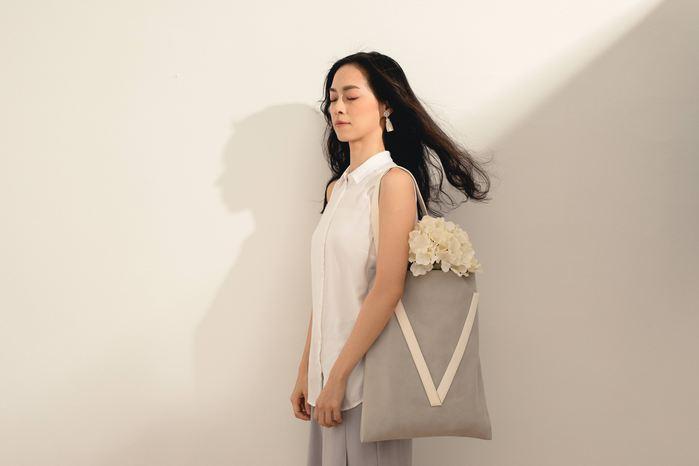(複製)VOOME V Bag 單肩包_Classic系列(經典灰色)