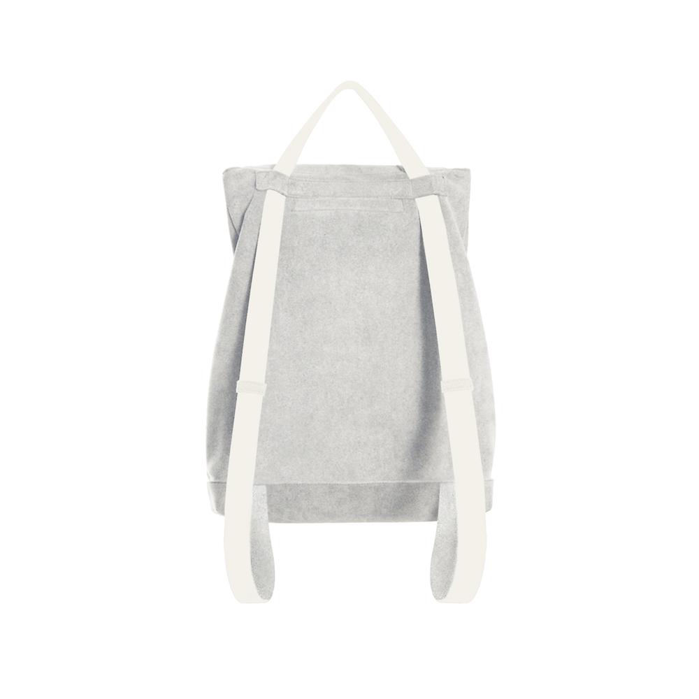 VOOME|V Backpack 兩用後背包_Classic系列(經典灰白色)