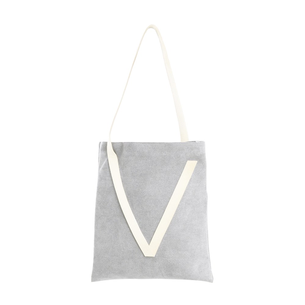 VOOME|V Bag 單肩包_Classic系列(經典灰白色)
