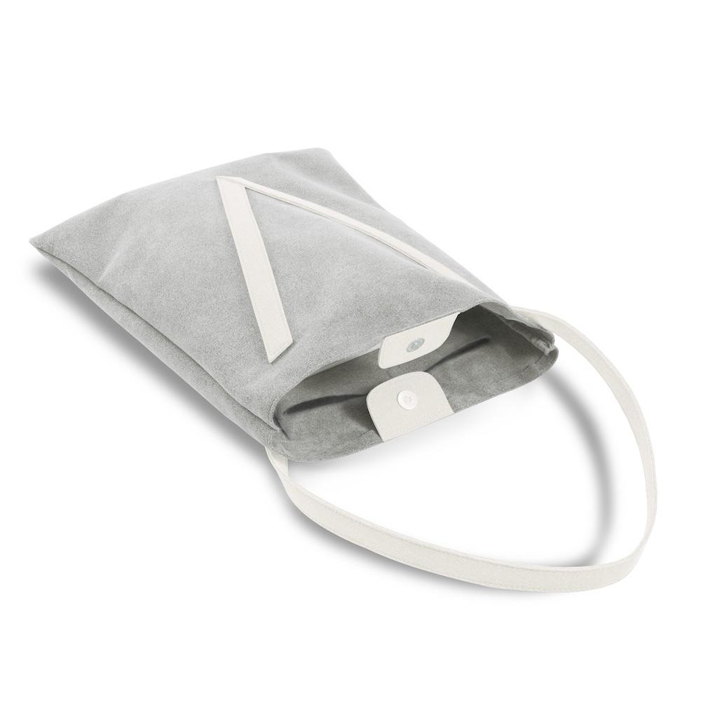 VOOME V Bag 單肩包_Classic系列(經典灰白色)