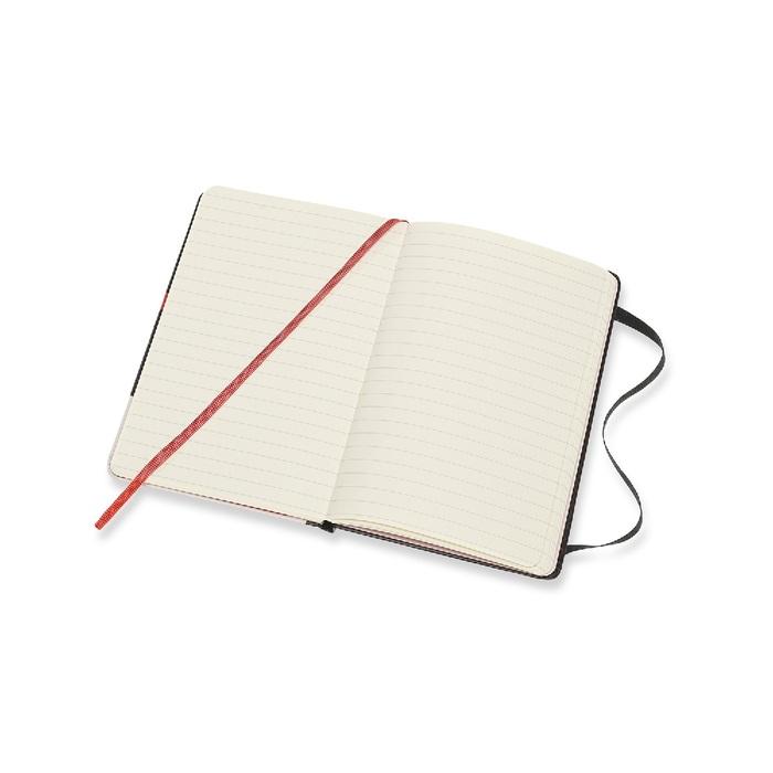 白雪公主限定版筆記本-口袋型橫線蝴蝶結