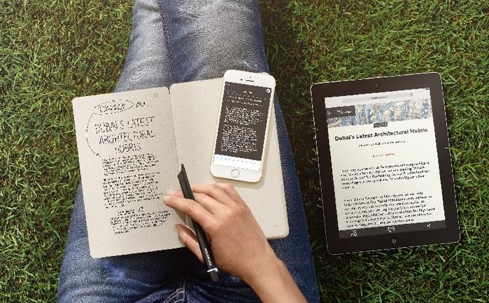MOLESKINE|智慧型筆記本組