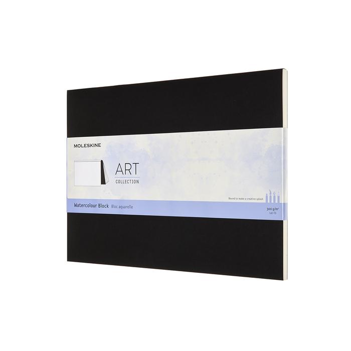 (複製)MOLESKINE|藝術系列水彩紙磚-XL型黑