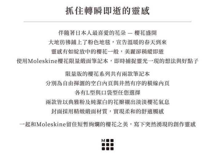 (複製)MOLESKINE|哈利波特筆記本-L橫線黑