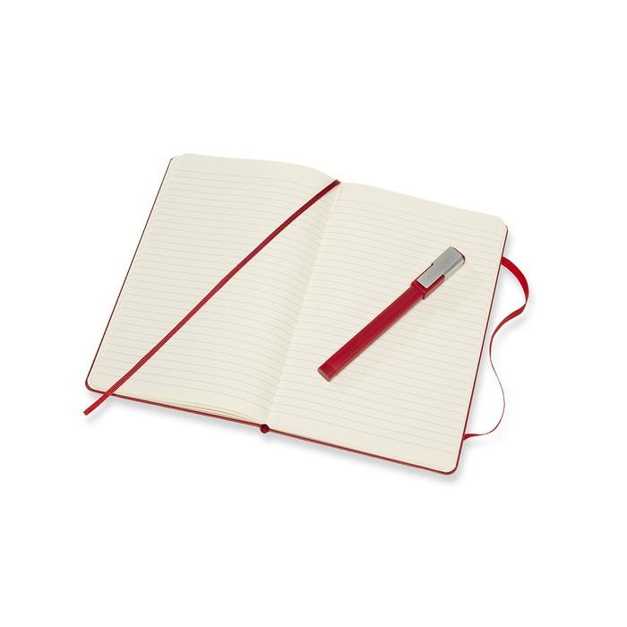 MOLESKINE|經典硬筆記本&鋼珠筆禮盒-紅