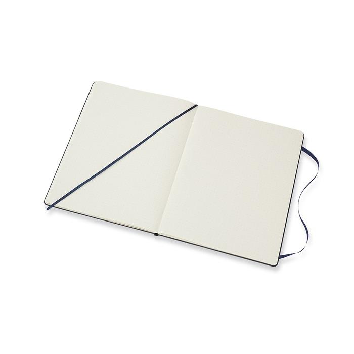 MOLESKINE|經典寶藍硬殼筆記-XL點線
