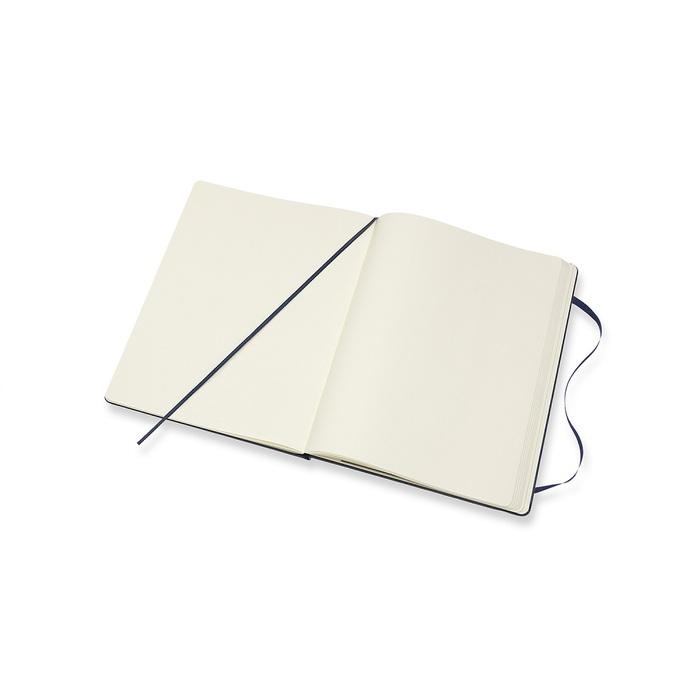 MOLESKINE|經典寶藍色硬殼筆記本-XL空白