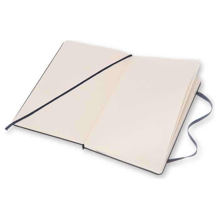 MOLESKINE|經典寶藍色硬殼筆記本-L空白