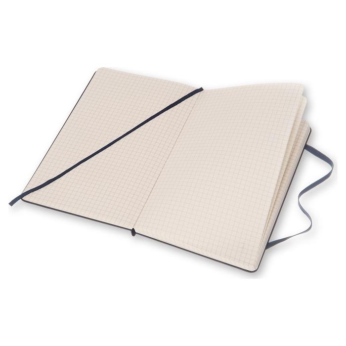 MOLESKINE|經典寶藍色硬殼筆記本-L方格