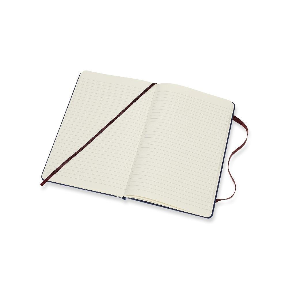 MOLESKINE|滾石樂團限定筆記本-L型橫線毛茸