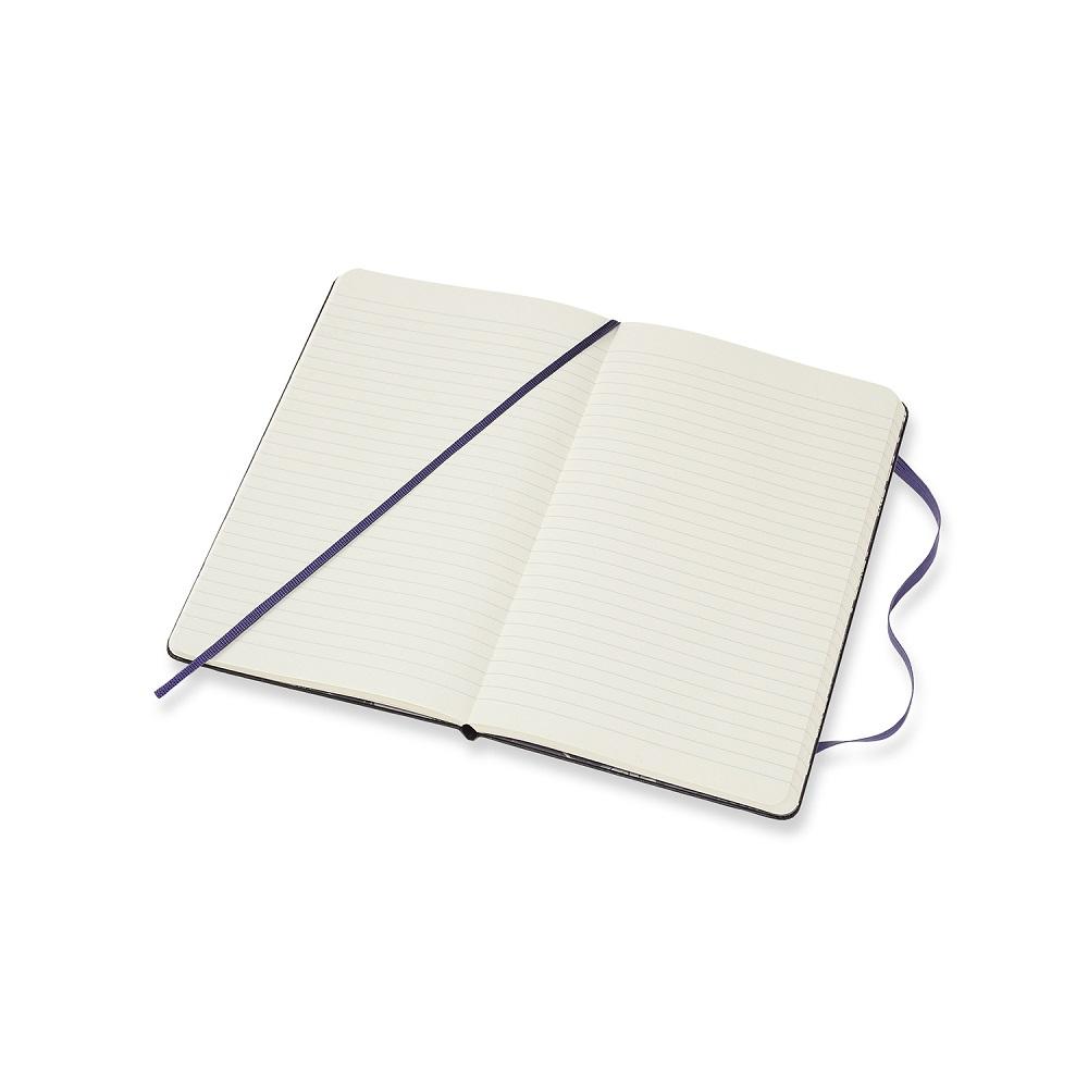 MOLESKINE|變形金剛限定版筆記本-L型橫線密卡登
