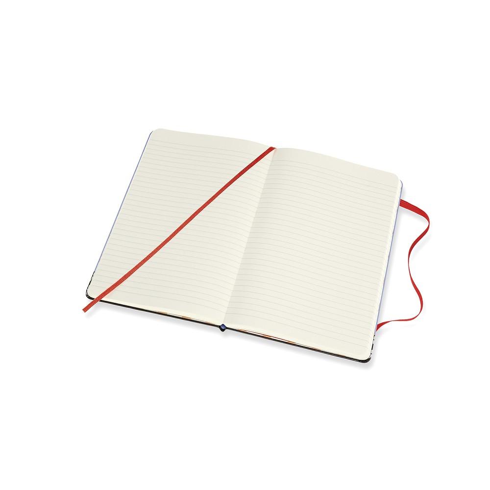 MOLESKINE|超級瑪利歐限定版筆記本(L型橫線)-藍天