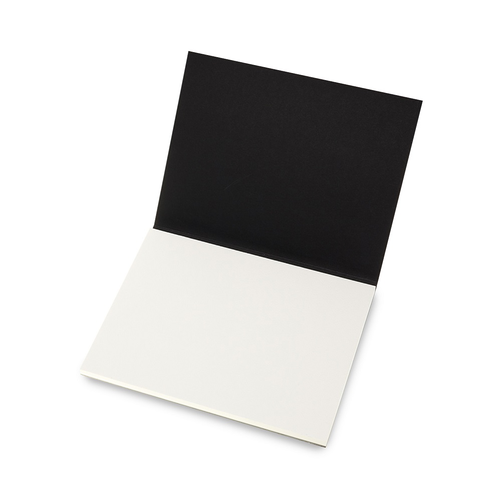 MOLESKINE|藝術系列水彩紙磚-XL型黑