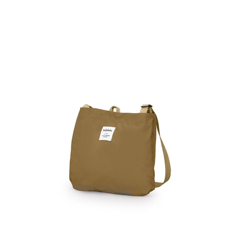 Hellolulu|EILISH小型側背包-焦糖咖