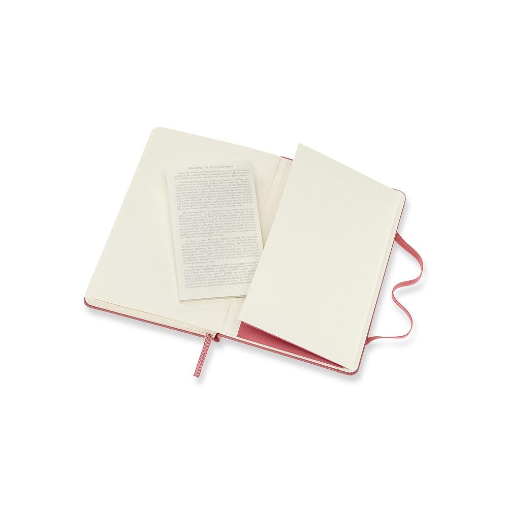 MOLESKINE|經典雛菊粉硬殼筆記-口袋橫線