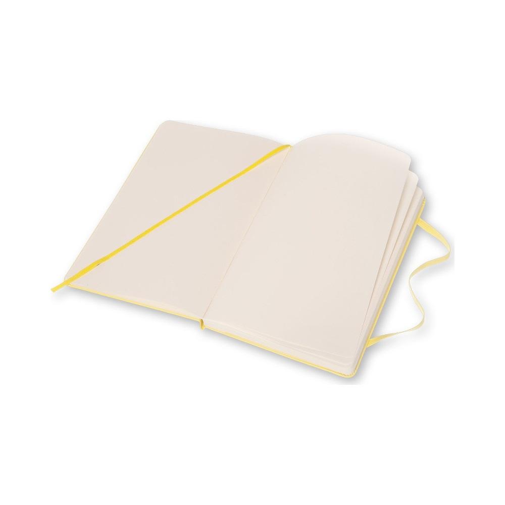 MOLESKINE|經典檸檬黃硬殼筆記本-L空白