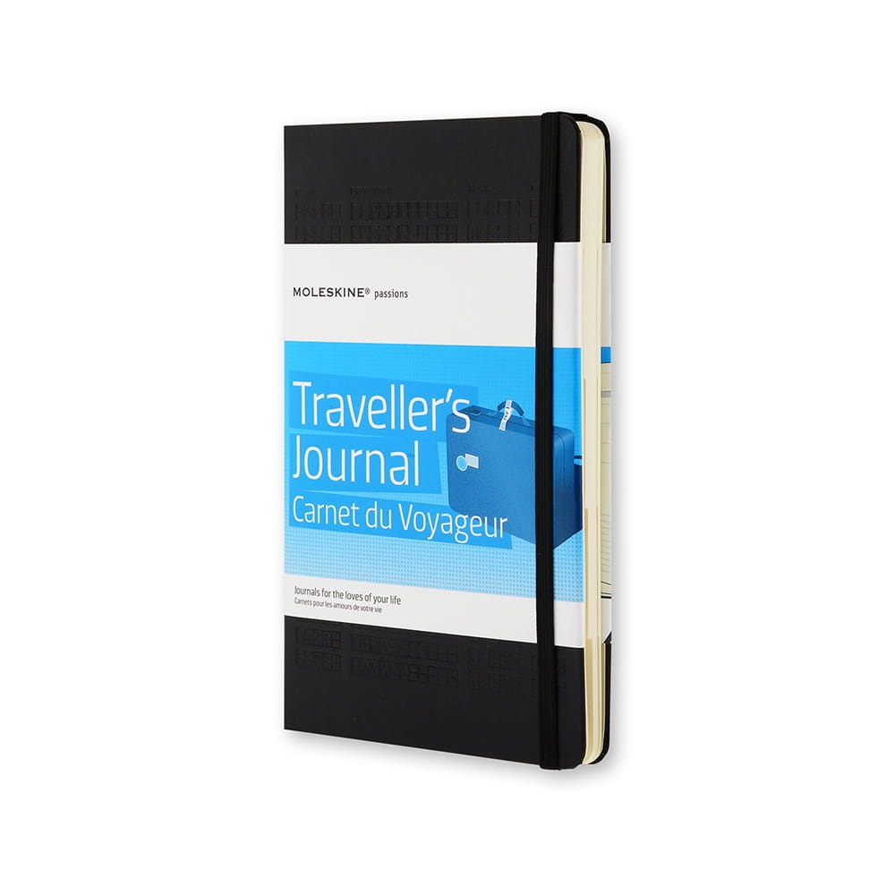 MOLESKINE 喜好系列筆記本-旅行家