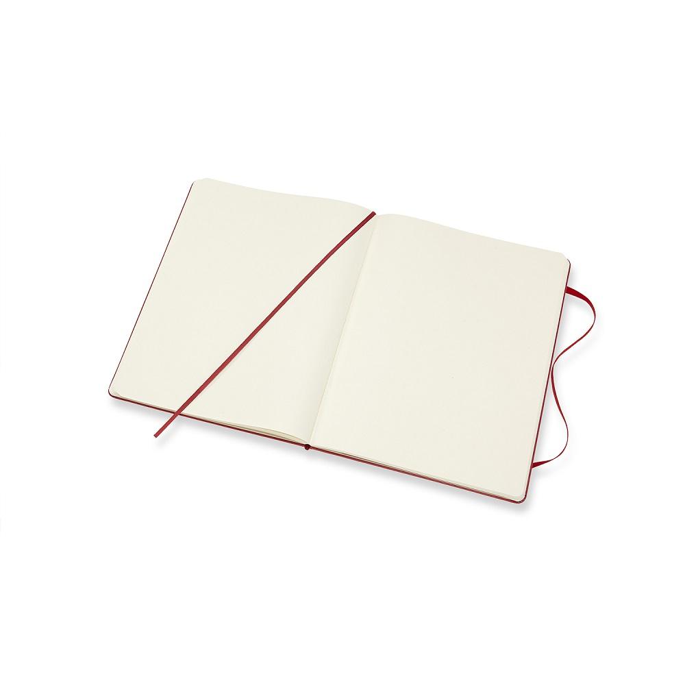 MOLESKINE|經典紅色硬殼筆記本-XL空白