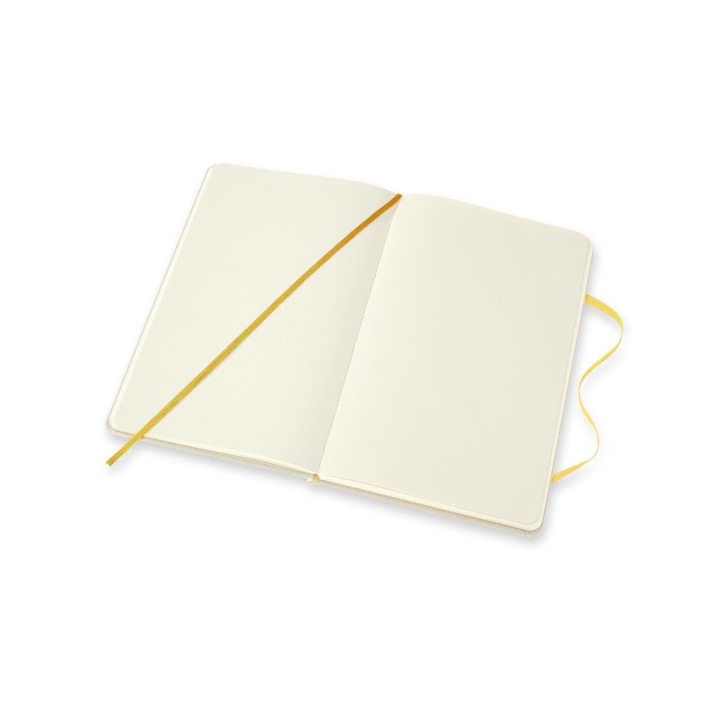 MOLESKINE|綠野仙蹤限量筆記本-膽小的獅子(L型空白)