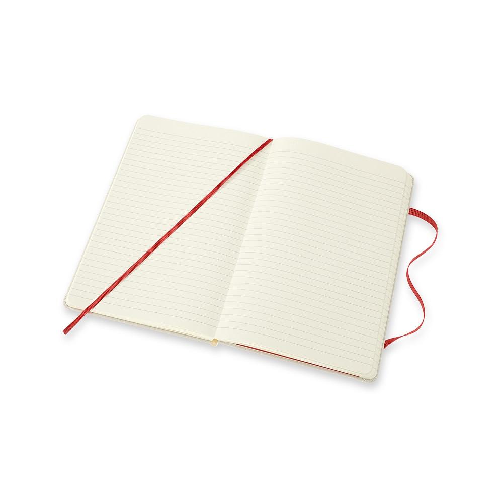 MOLESKINE|綠野仙蹤限量筆記本-致命的罌粟花田(L型橫線)