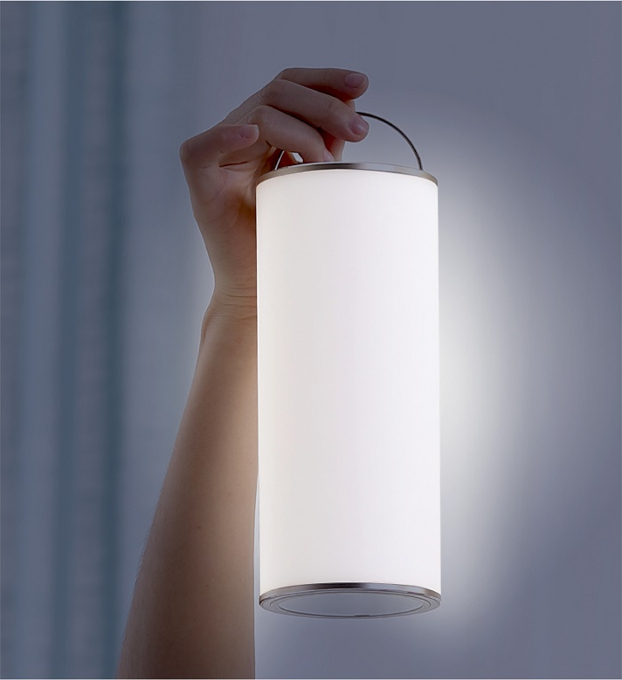 ShapeLed 低藍光 隨身LED翻轉燈