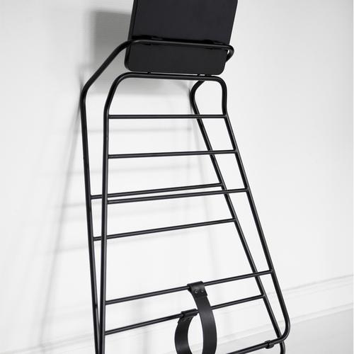 BudtzBendix TOWER chair 嬰兒高腳椅(黑/黑)