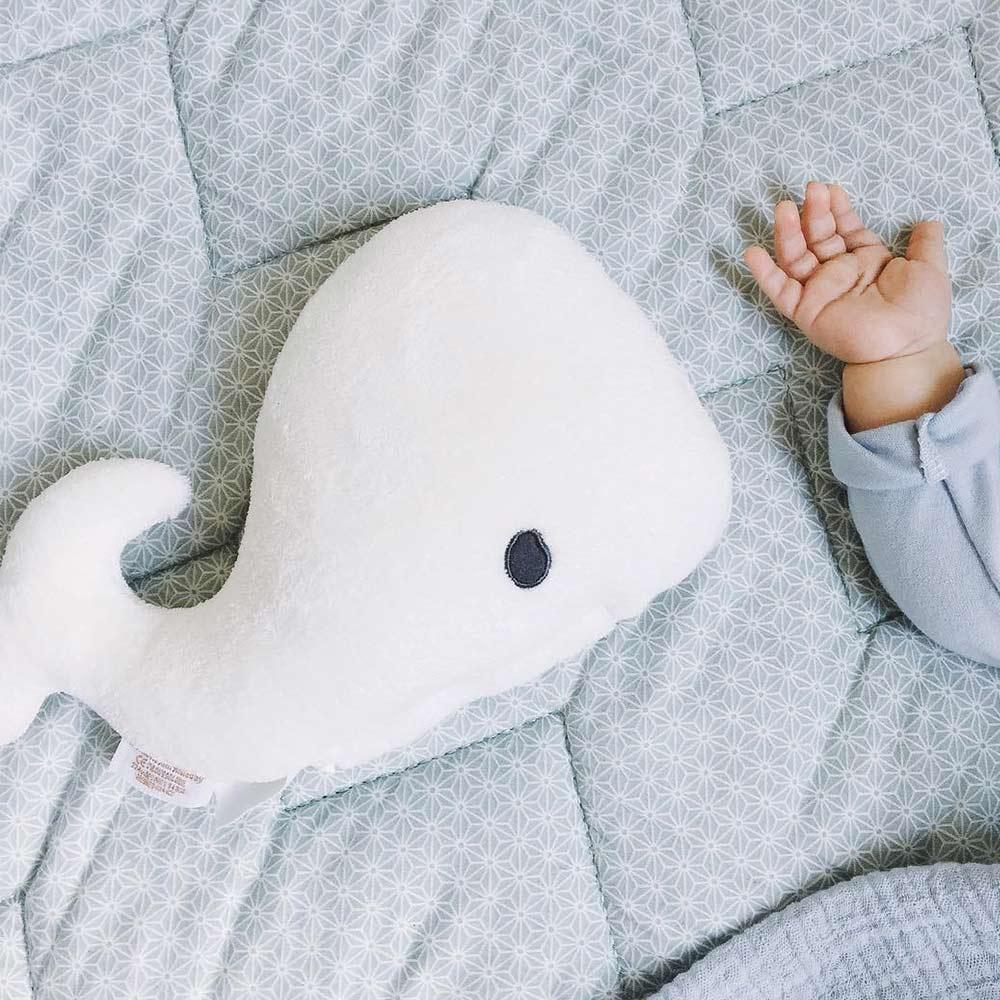 Petit Stellou 可愛鯨魚安撫音樂拉鈴