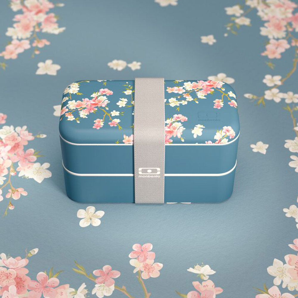 MONBENTO|雙層餐盒 (錦瑟芳華)