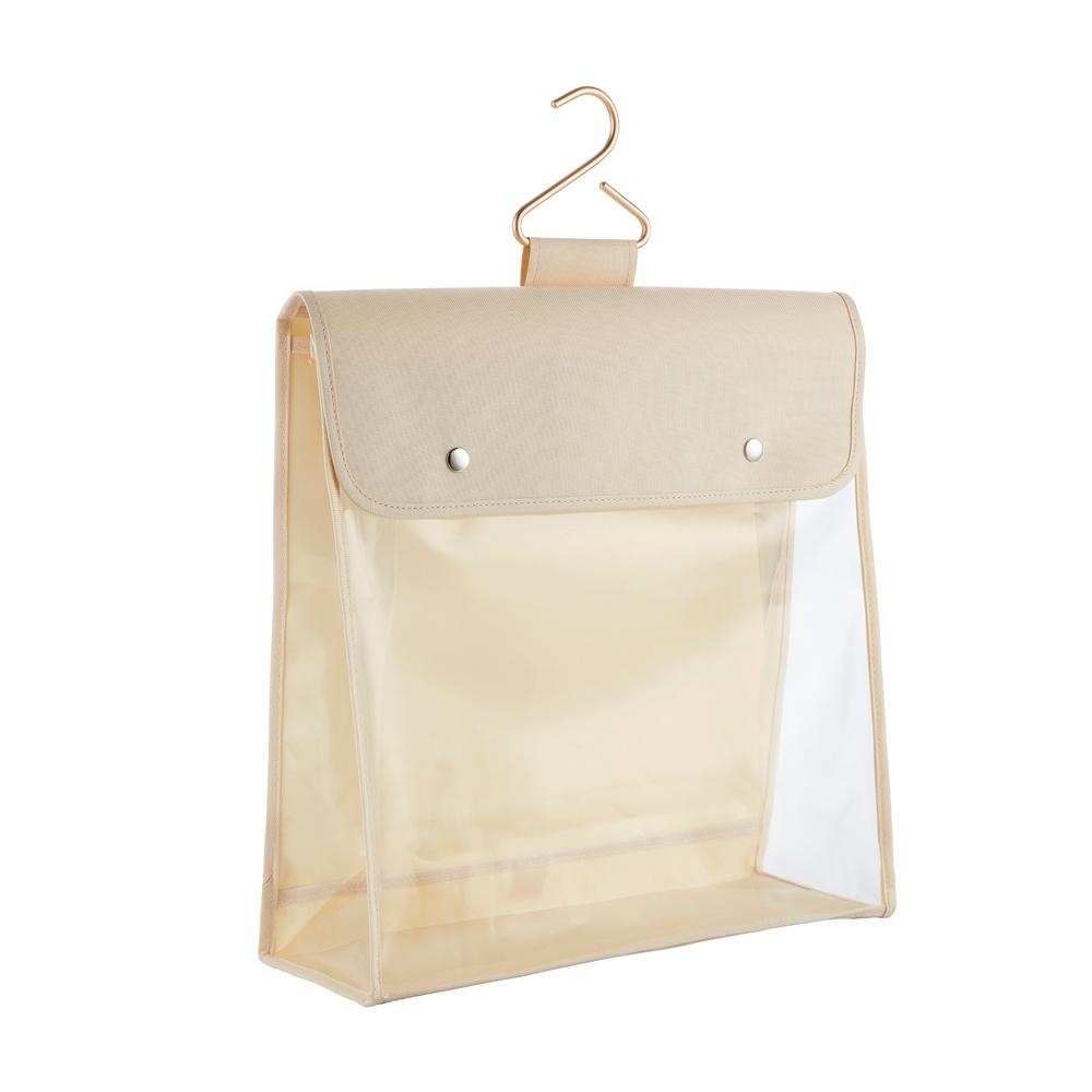bencross本心本來|透明米色包包保護掛袋鉤