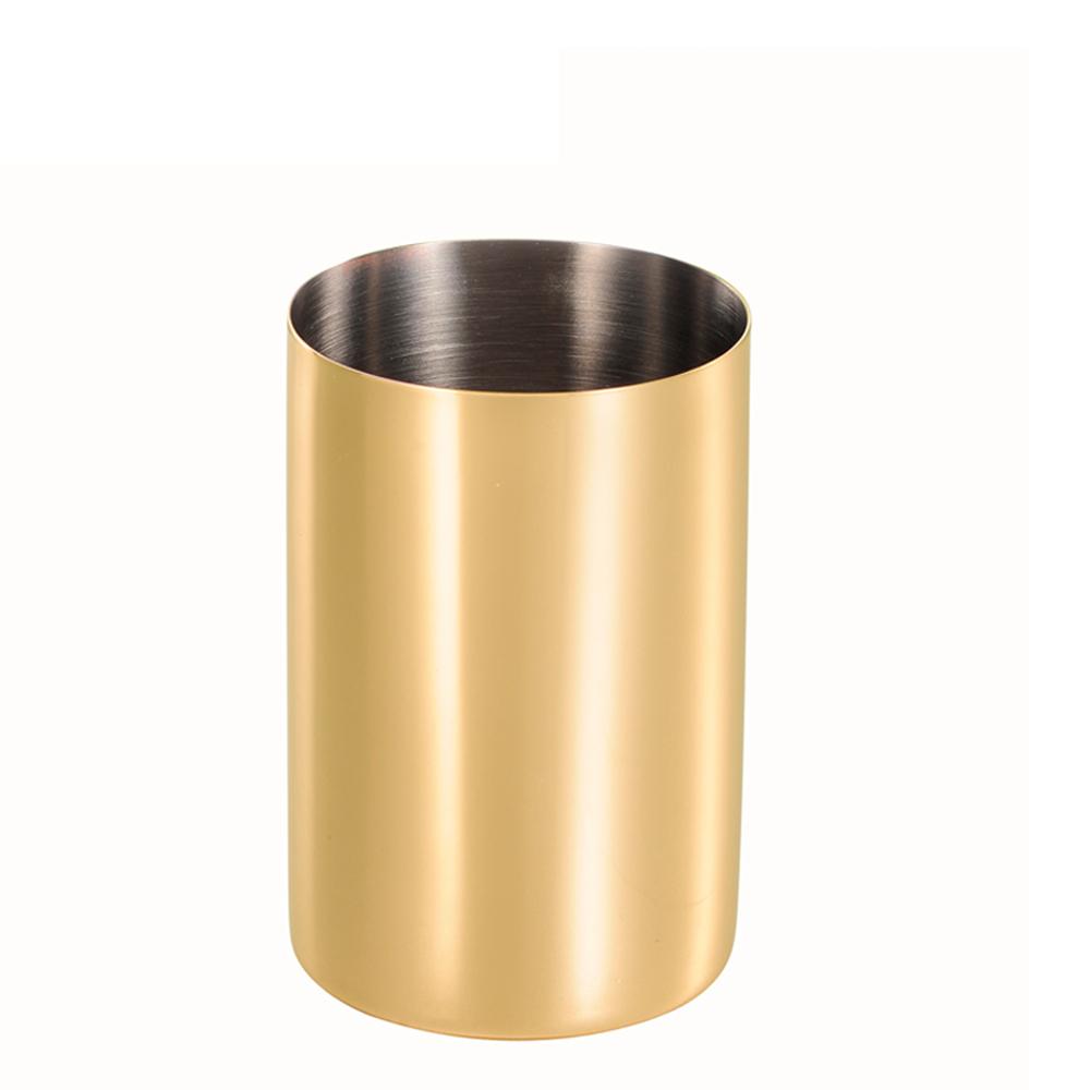 bencross本心本來 不鏽鋼漱口杯-亮金色